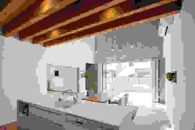 MIY モダンな キッチン の ZOYA Design Office モダン