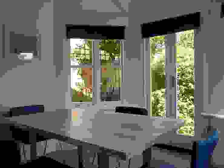 Open plan Kitchen/ Diner Modern kitchen by JMdesign Modern