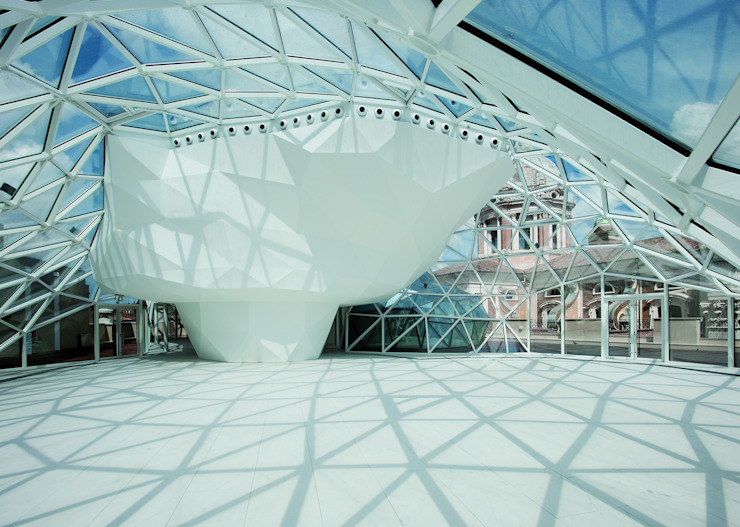 Commercial Spaces by fuksas, Modern