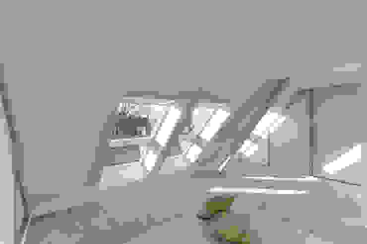 モダンスタイルの寝室 の 28 Grad Architektur GmbH モダン