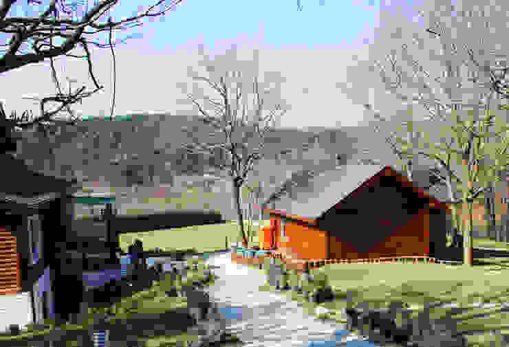 Country style house by NM Mimarlık Danışmanlık İnşaat Turizm San. ve Dış Tic. Ltd. Şti. Country