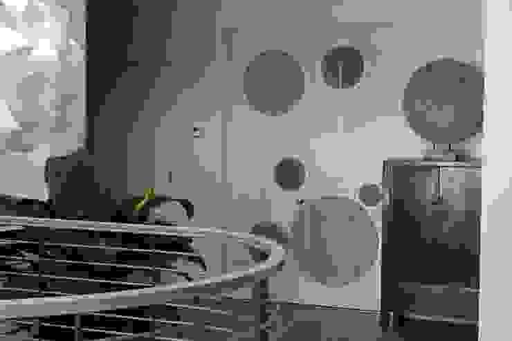 Master bedroom door.: modern  by Martin Hall Design, Modern