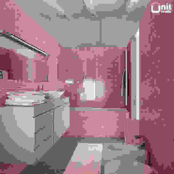 Palazzo Pontecorvo - Padova UNIT Studio Bagno moderno