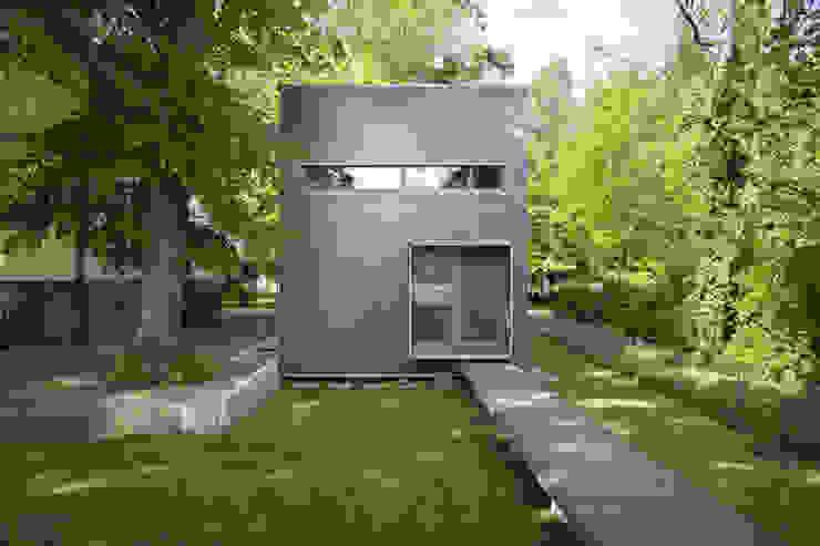 Casas de estilo  por Lignotrend Produktions GmbH