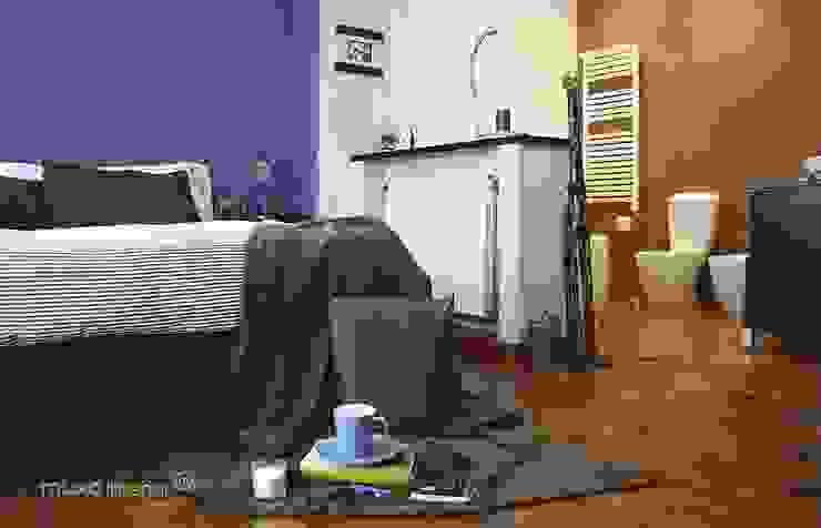 muxo Studio Modern style bedroom