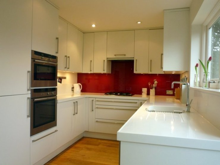 Contemporary Kitchen/ Diner/ Family Room Modern kitchen by JMdesign Modern