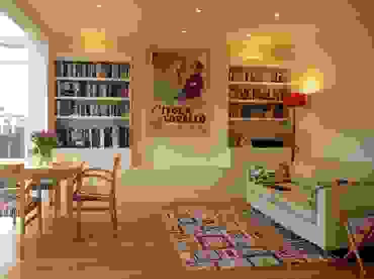 Contemporary Kitchen/ Diner/ Family Room Modern dining room by JMdesign Modern