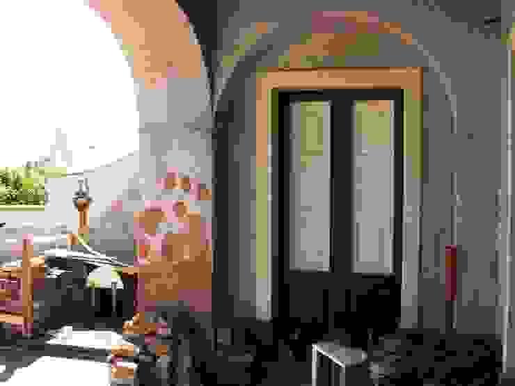 Metodi antichi per la facciata Case in stile mediterraneo di Antonio Torrisi Mediterraneo