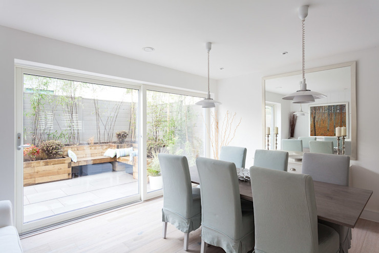 Interior Modern dining room by Greengage Interiors Modern