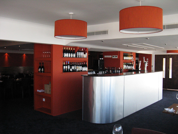 Bar after by Martin Hall Design