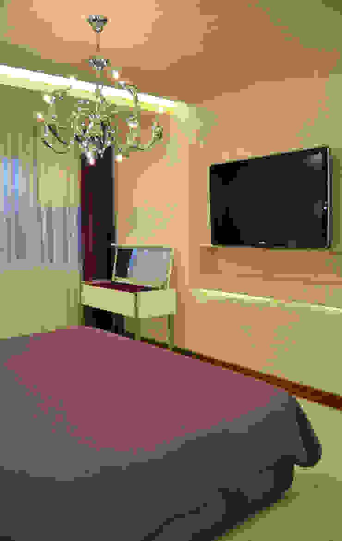 Classic style bedroom by NM Mimarlık Danışmanlık İnşaat Turizm San. ve Dış Tic. Ltd. Şti. Classic