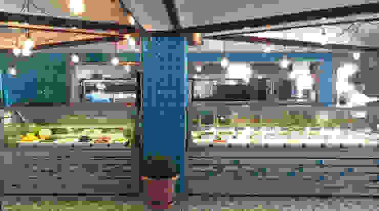 göl balık fish restaurant GOA / gulnar ocakdan archıtecture Akdeniz