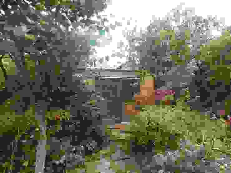 Garden Room - Cornwall Modern garden by sales94 Modern