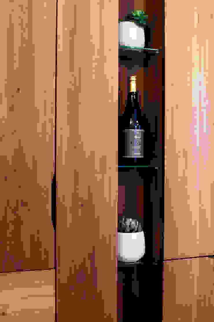 Charlotte Raynaud Studio 廚房收納櫃與書櫃