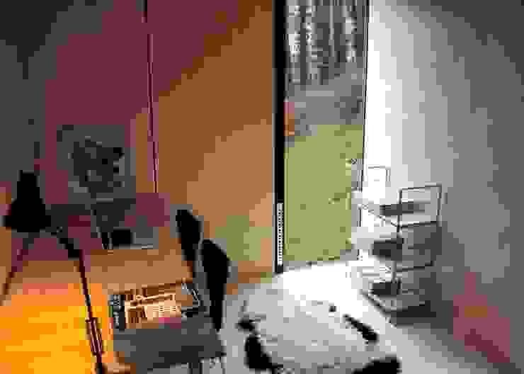 mokki model 3 interior Modern garden by mökki Modern