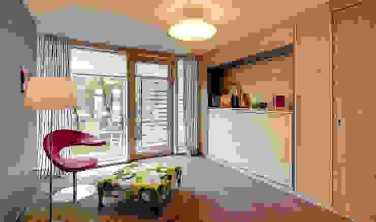 di Sonnleitner Holzbauwerke GmbH & Co. KG Moderno