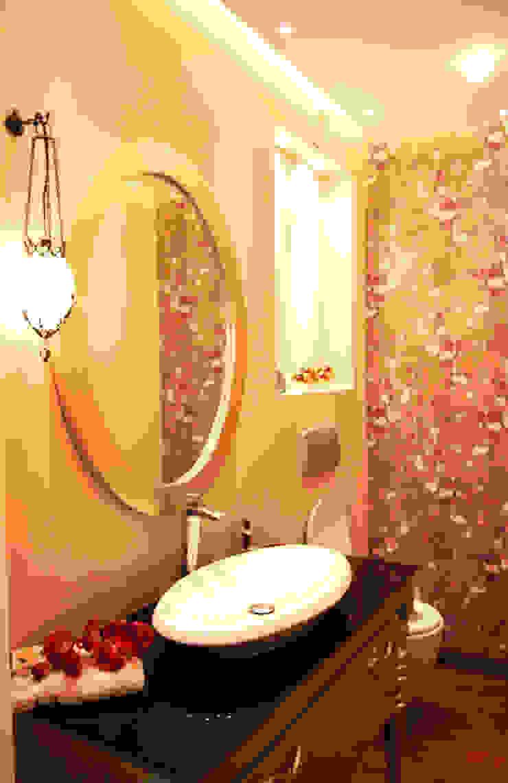 ŞEVKET KÜÇÜKASLAN EVİ Klasik Banyo NM Mimarlık Danışmanlık İnşaat Turizm San. ve Dış Tic. Ltd. Şti. Klasik