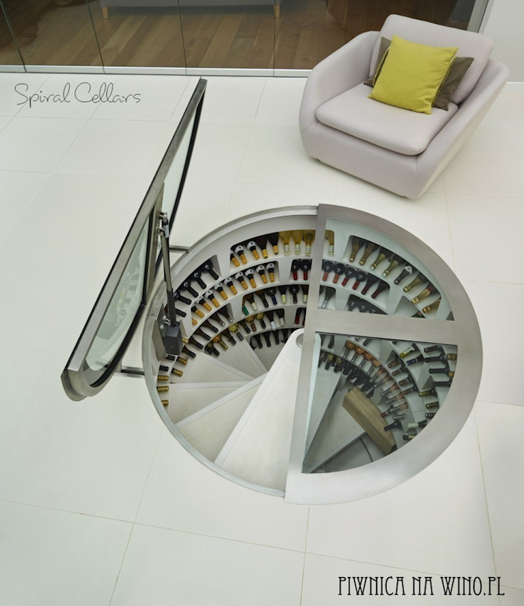 PIWNICA na WINO 와인 저장실