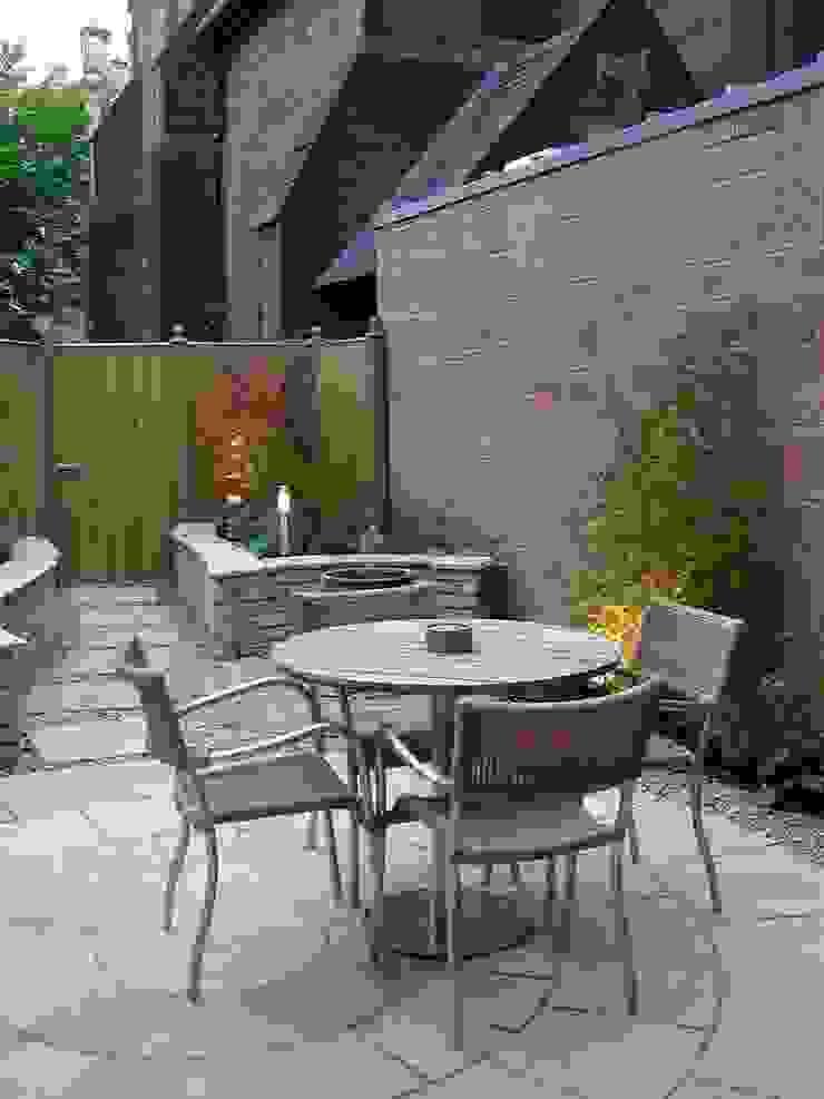 After: modern  by Anne Macfie Garden Design, Modern