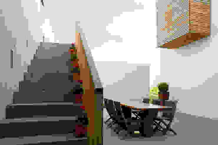 Hof3 Moderner Garten von GMS Freie Architekten Isny / Friedrichshafen Modern