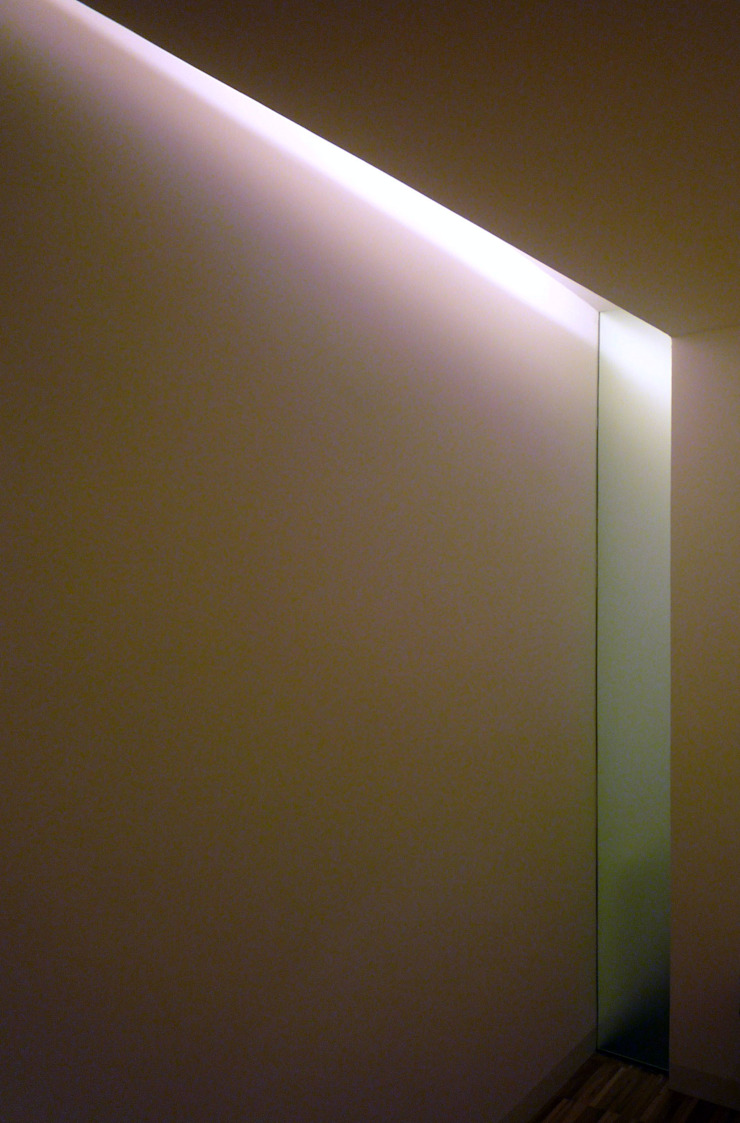 casa Pannella raffaele iandolo architetto Camera da letto moderna