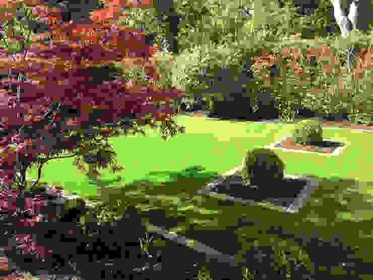 After - Front garden by Anne Macfie Garden Design