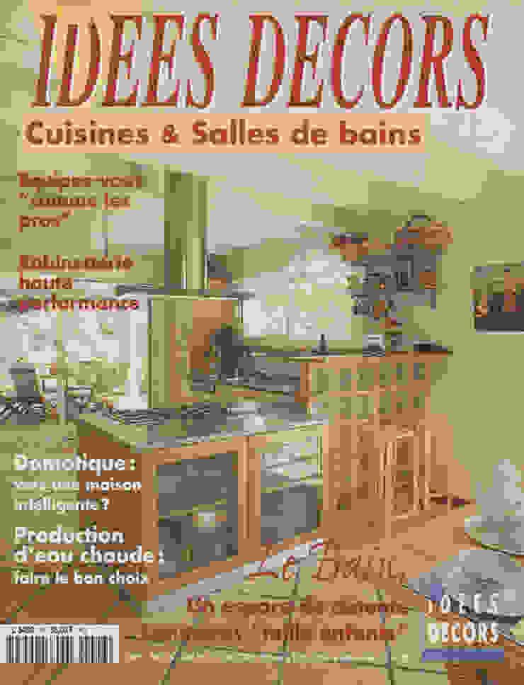 patrick eoche Photographie d'architecture Modern Kitchen