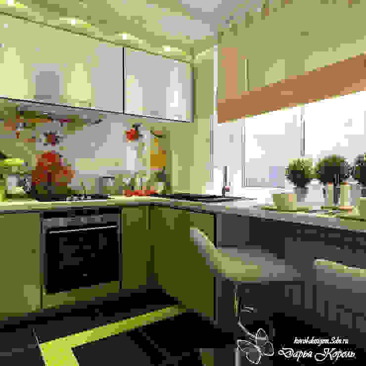 Minimalist kitchen by Your royal design Minimalist