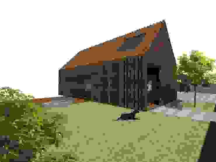 Habitação Unifamiliar, Alfena Casas minimalistas por SAFE Arquitetura Minimalista