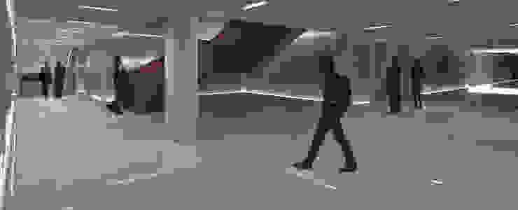 Portada Edificios de oficinas de estilo ecléctico de atelier Victor Salme Ecléctico