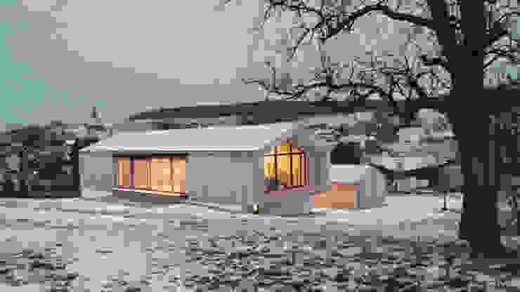 Houses by Arc Architekten Partnerschaft