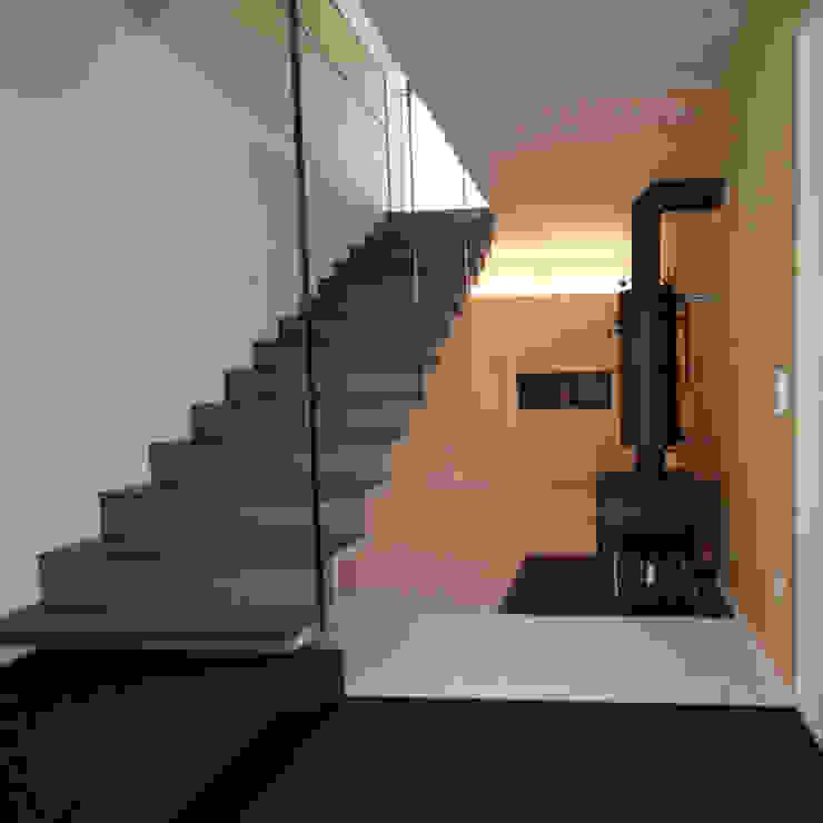 Eingangsbereich Moderner Flur, Diele & Treppenhaus von Arc Architekten Partnerschaft Modern