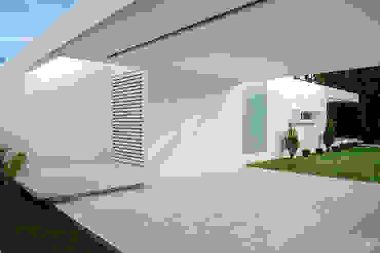 Casa Carqueija Casas minimalistas por dantasbento | Arquitetura + Design Minimalista