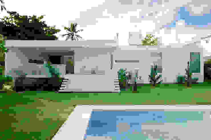Casas de estilo minimalista de dantasbento | Arquitetura + Design Minimalista