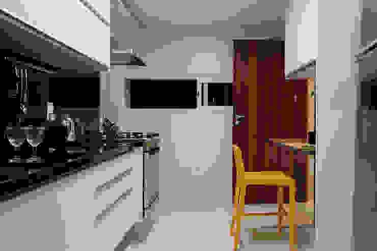 Casa Carqueija Cozinhas modernas por dantasbento | Arquitetura + Design Moderno