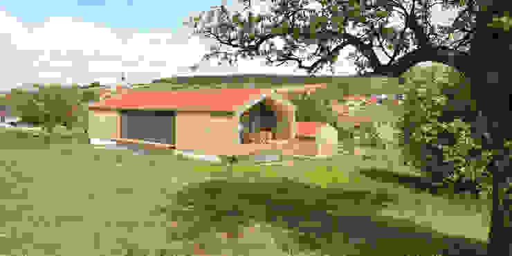 Modern Houses by Arc Architekten Partnerschaft Modern