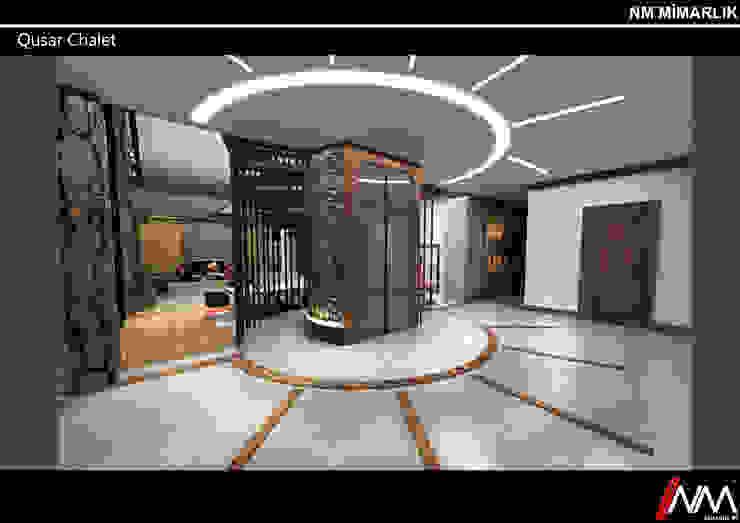NM Mimarlık Danışmanlık İnşaat Turizm San. ve Dış Tic. Ltd. Şti. – Qusar Chalet:  tarz Evler,