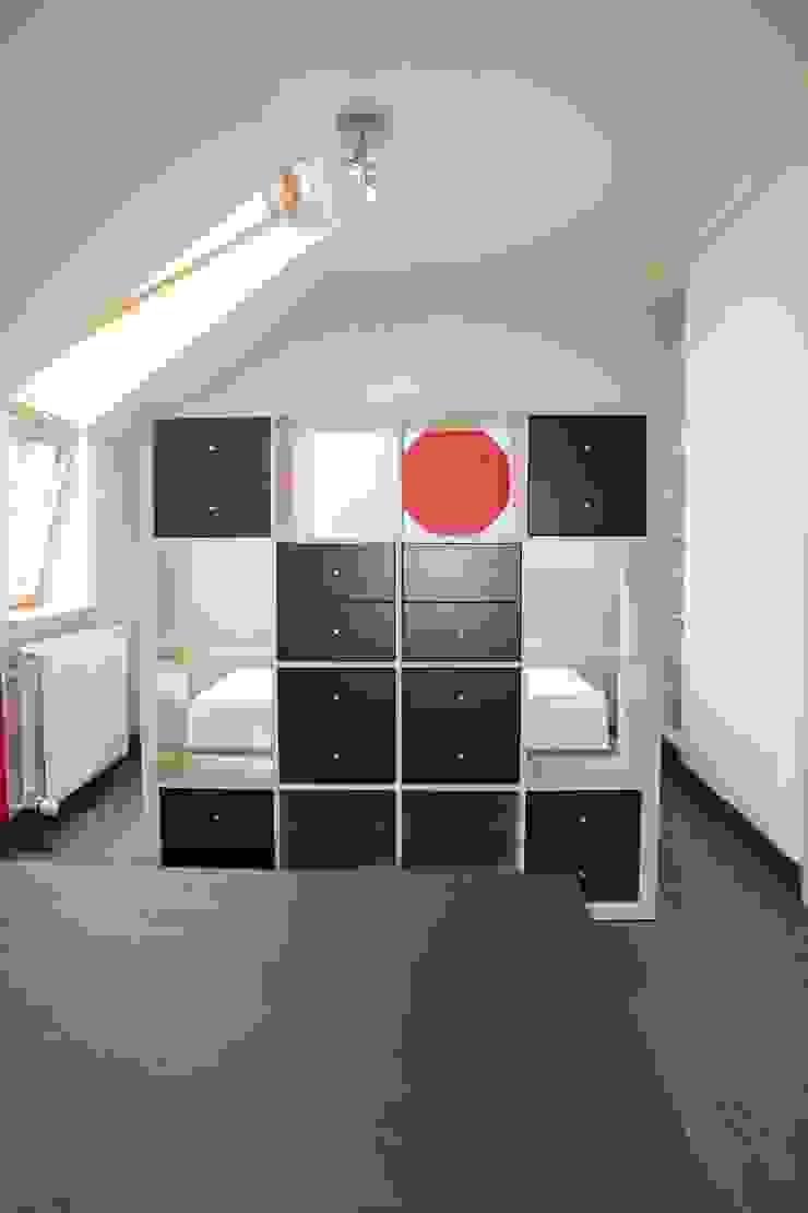 Dormitorio Dormitorios de estilo asiático de 3 Asiático