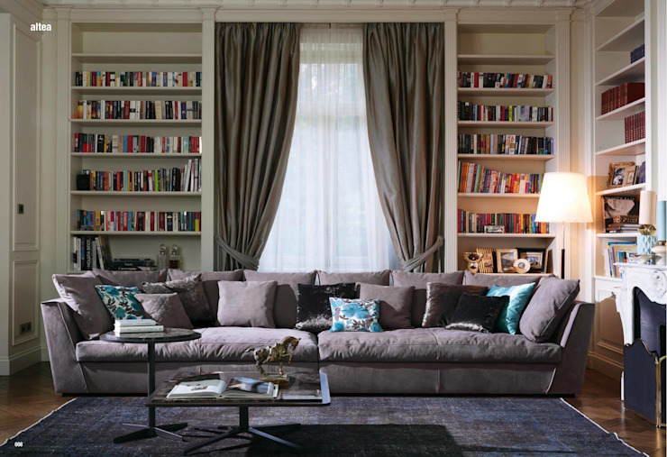 Living room by  roberta mari,