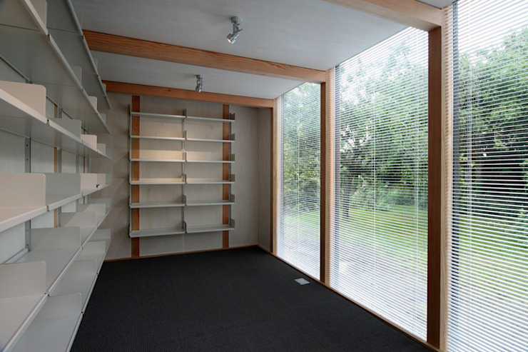 interior Modern study/office by 3rdspace Modern