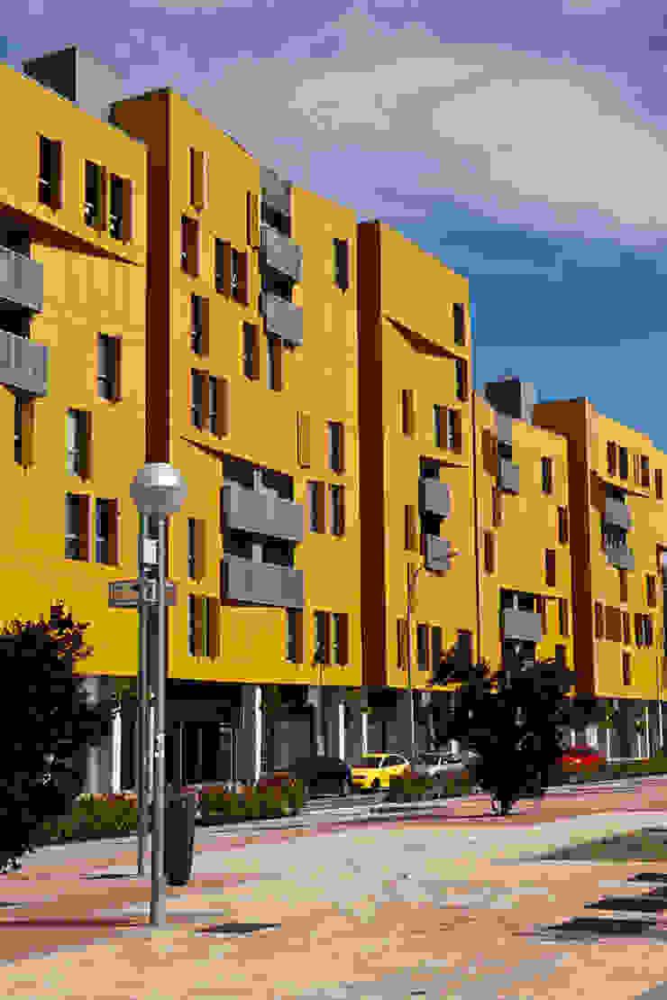 Madrid, nuevas arquitecturas Casas de estilo moderno de Pedro Cobo, fotografía Moderno