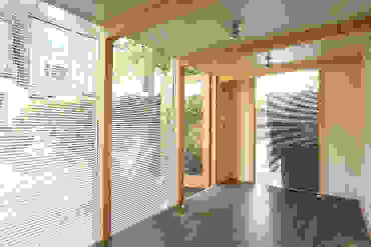 interior Modern garage/shed by 3rdspace Modern