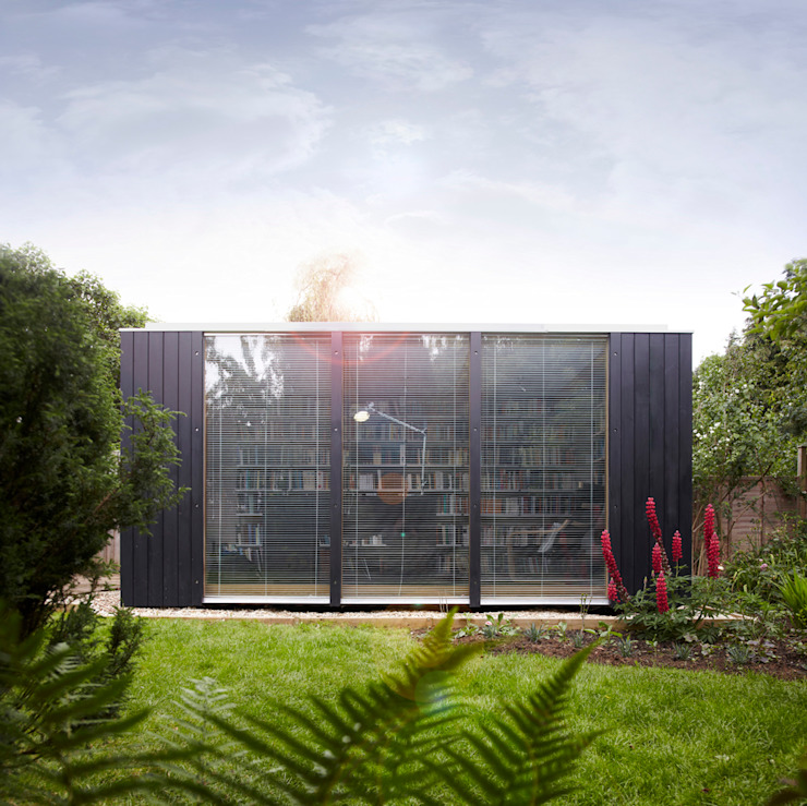 exterior Modern study/office by 3rdspace Modern