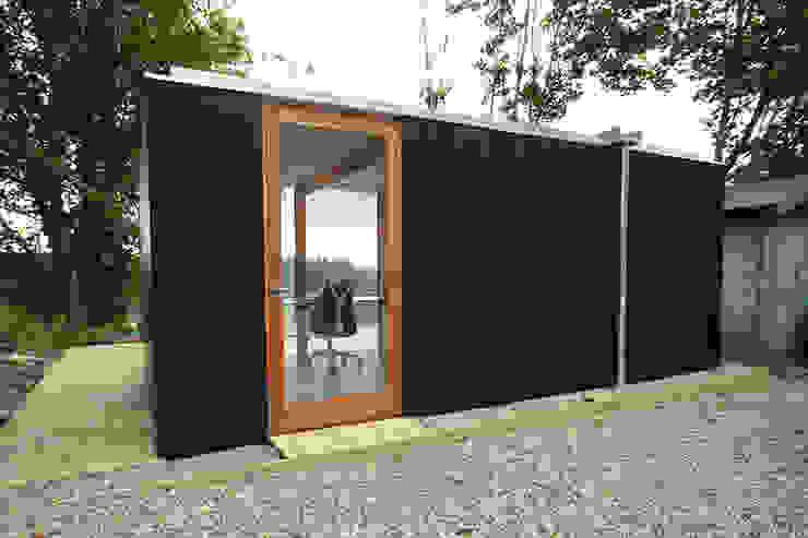 entrance Modern study/office by 3rdspace Modern
