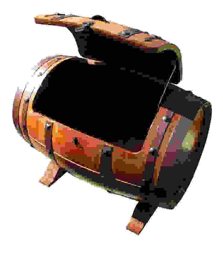 baúl barrica de Seedmo Rústico