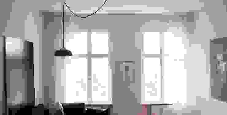 Interior Projects Minimalistische woonkamers van Blom & Blom Minimalistisch