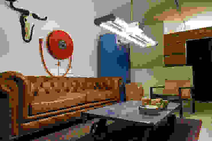 Interior Projects Eclectische woonkamers van Blom & Blom Eclectisch