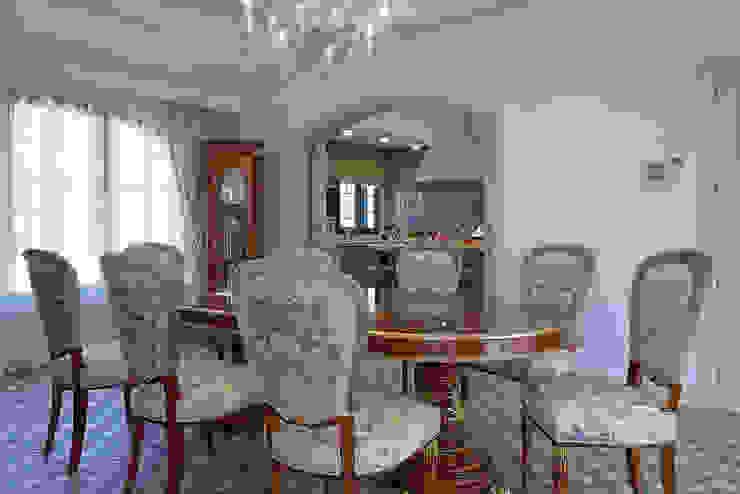 Столовая Столовая комната в классическом стиле от ODEL Классический