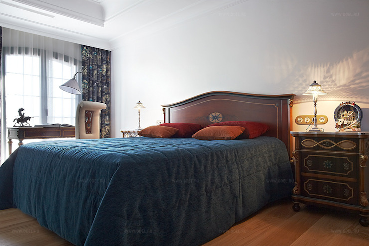Детская комната Спальня в классическом стиле от ODEL Классический