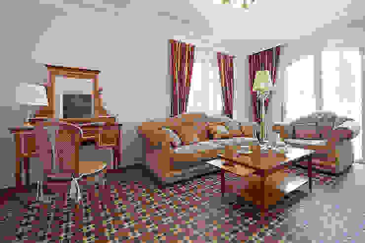 Гостиная комната Гостиная в классическом стиле от ODEL Классический